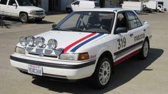 Mazda Protege DX Sedan 4 Door Rallycross Car Dirt Race Ready   eBay