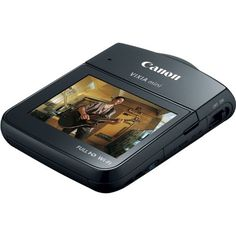 Canon VIXIA Mini Compact Personal Camcorder (Black) Discount - http://mydailypromo.com/canon-vixia-mini-compact-personal-camcorder-black-discount.html