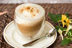 Como fazer um cappuccino de abóbora