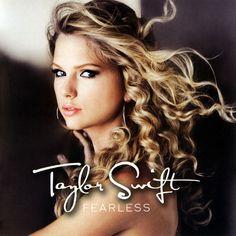 Caratula Frontal de Taylor Swift - Fearless (16 Canciones)