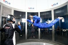 Want to experience the feeling of a freefall without jumping out of a plane? Now you can check off that bucket list with indoor skydiving at iFly Toronto.