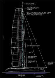 Image result for plan view of ac45 racing catamaran