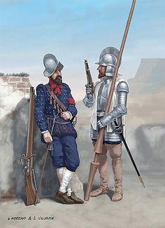 Conquest Of Paradise, Thirty Years' War, Landsknecht, Conquistador, 16th Century, Warfare, Renaissance, Medieval, Spanish