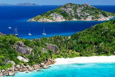 Grande Soeur island (Praslin Island) - All You Need to Know BEFORE You Go - Updated 2020 (Praslin Island, Seychelles) - Tripadvisor Voyage Seychelles, Seychelles Africa, Seychelles Hotels, Les Seychelles, Seychelles Islands, Seychelles Wedding, Praslin Seychelles, Places To Travel, Places To See