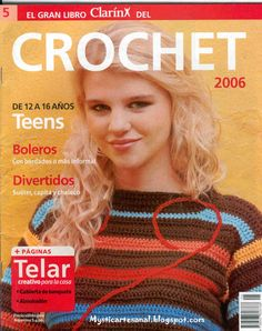 Clarin 5 (2006) - solange- crochê e tricô - Album Web Picasa
