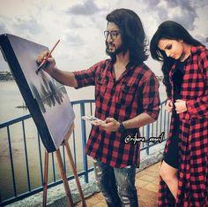 Nyc editing na😊 Raveena Tandon Hot, Indian Dress Up, Kunal Jaisingh, Shrenu Parikh, Nakul Mehta, Cute Love Couple, Beautiful Muslim Women, Indian Star, Girls Dpz