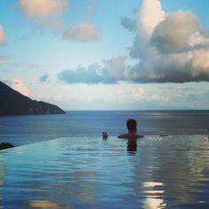 Patricia Paquin et Louis-François Marcotte en lune de miel dans les Caraïbes | HollywoodPQ.com