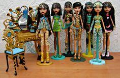 Monster High Cleo de Nile by DiamondGlamour, via Flickr