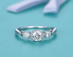 Engagement ring | Etsy DE