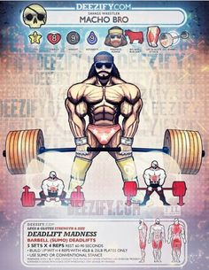 Individuals who want to improve their strength, posture, and overall health usually include dead lift exercises in their fitness program. This exercise is an Weight Training Workouts, Gym Workout Tips, Workout Videos, Hero Workouts, Workout Men, Workout Routines, Karate, Superhero Workout, Strength Training For Beginners