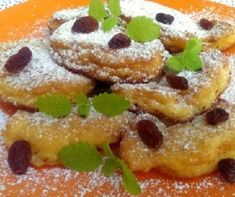 Hungarian Recipes, Waffles, French Toast, Paleo, Goodies, Pudding, Sweets, Baking, Breakfast