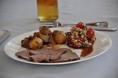 Barbeque Moose Roast Recipe