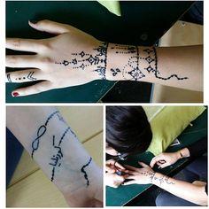 #jaguatattoo #tattoo #tattooart#art Jagua Tattoo, Henna, Tattoos, Instagram Posts, Art, Art Background, Tatuajes, Tattoo, Kunst