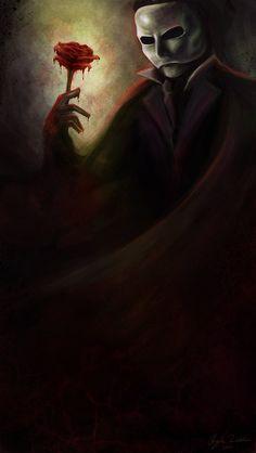 Phantom of the opera...I love this!