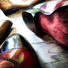 #yanko #yankoshoes #handmade #mallorca #luxury #buty #butyklasyczne #obuwie #shoes #shoeshine #style #stylish #patyna #patynowanie #patynacja #patina #patine