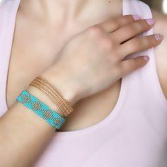 Sosy Gallery   Sosy Gallery   Nefertiti Double Bracelet
