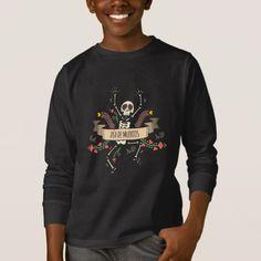 Tee-shirt Sleeves Long Halloween Boy T-Shirt