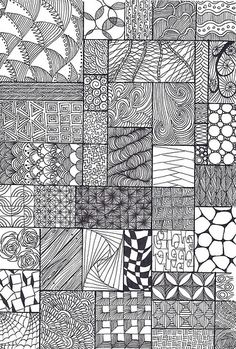 Zentangle Sampler Google Image Result for http://farm3.static.flickr.com/2737/4264879318_3bda9d1a0d.jpg