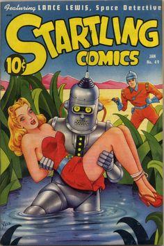 Startling Comics | OldBrochures.com