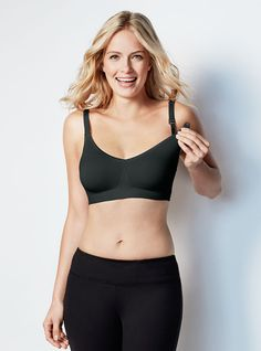 d54dc9583e891 The Body Silk Seamless Nursing Bra From Bravado Designs