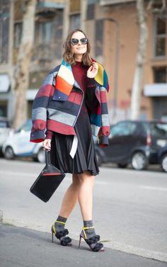 30 best street style looks at Milan Fashion Week