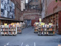 Brattle Book Shop, Boston | 44 Great American Bookstores Every Book Lover Must Visit...I've been there it's great! Would love to see all of these!