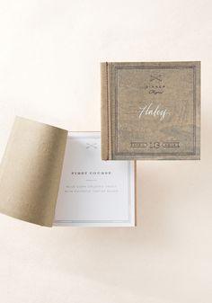 #paper-goods  Photography: Aaron Delesie Photographer - aarondelesie.com  Read More: http://stylemepretty.com/2013/09/03/sedona-wedding-from-aaron-delesie-lisa-vorce-mindy-rice/