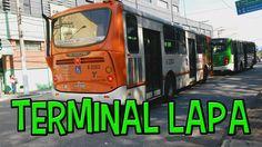 Movimentação de Ônibus #51 - Terminal Lapa