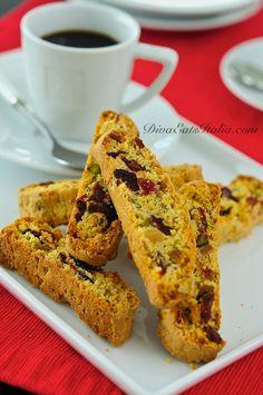 ... Pinterest | Biscotti recipe, Biscotti cookies and Pistachio biscotti