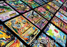 Amazing 50 Pokemon Card Lot GX?EX?BREAK?FULL ART?MEGA? CHARIZARD?VENUSAUR?BLASTOISE?   This RARE Listing is for a 50 Random Pokemon Card Lot All Cards are Official & Mint. No Duplicates! Straight out the Pack! Buy 2 or more lots and Get Bonus Specialty Cards! Great Gift For your Family & Friends! Great for Hobby Collecting & Competitive Pla