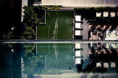 Fabien Vieilletoile, Double roof, Photographie