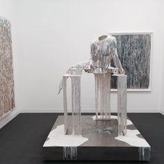 Diana al-Hadid — at Frieze London London Art Fair, Frieze London, Diana, London