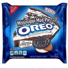 Oreo Mississippi Mud Pie...Summer 2017