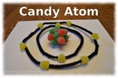 How to Make a Candy Atom - http://susanevans.org/blog/5-build-atomic-models/