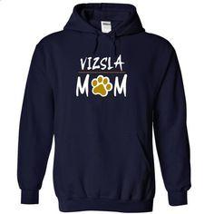 VIZSLA mom I love my VIZSLA - #winter hoodie #funny sweatshirt. MORE INFO => https://www.sunfrog.com/Pets/VIZSLA-mom-I-love-my-VIZSLA-6266-NavyBlue-17526221-Hoodie.html?68278