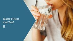 Water Filters And You!: There's something you should know about your water: it's not as clean as you might think. In fact, depending on…
