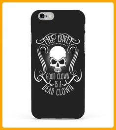 Dead Clown Mug iPhone Cases - Halloween shirts (*Partner-Link)
