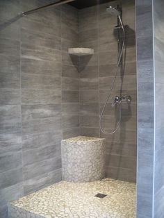 douche italienne - Google Search Bathroom Kids, Hall Bathroom, Home Comforts, Interior, Next At Home, Bathroom, Rustic Bathroom, Bathtub, Bathroom Inspiration