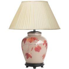 Jenny Worrall Collingridge Vine Gold Small Table Lamp