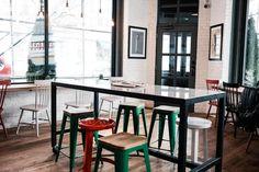 Toby's Estate Coffee: West Village Cafe