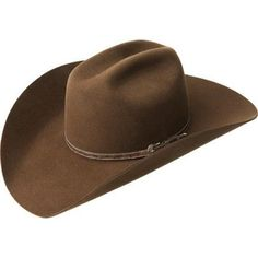 1dcc147c258 Amp up your look with Bailey Western s Roderick Cowboy Hat. A trendy rodeo  crown gives