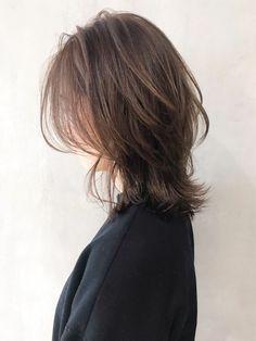 Edgy Short Hair, Asian Short Hair, Edgy Hair, Haircuts For Medium Hair, Medium Hair Styles, Curly Hair Styles, Cut My Hair, Hair Cuts, Hair Inspo