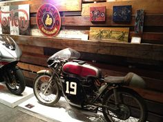 The One Motorcycle Show 2012 ~ Return of the Cafe Racers