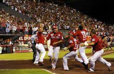 Veracruz es el rey del beisbol mexicano