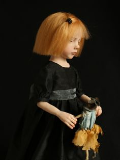 Laurence Ruet artist dolls and baby dolls collection