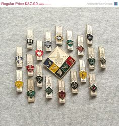 Olympic Memorabilia Fashion Style Beijing 2008 Olympics Pin Badge In Presentation Box.