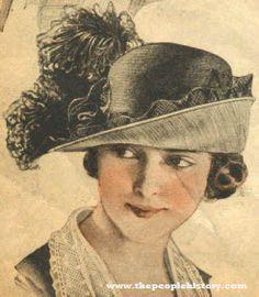 High Side Rolling Hat 1921