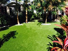 Private artificial grass for garden, balcony or landscaping | Synthetic turf home use