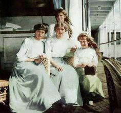 Romanov Princesses
