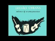 Legião Urbana   Música Para Acampamentos 1992   Completo full album